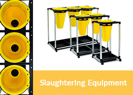 Slaughtering Equipment  - Crescentquail