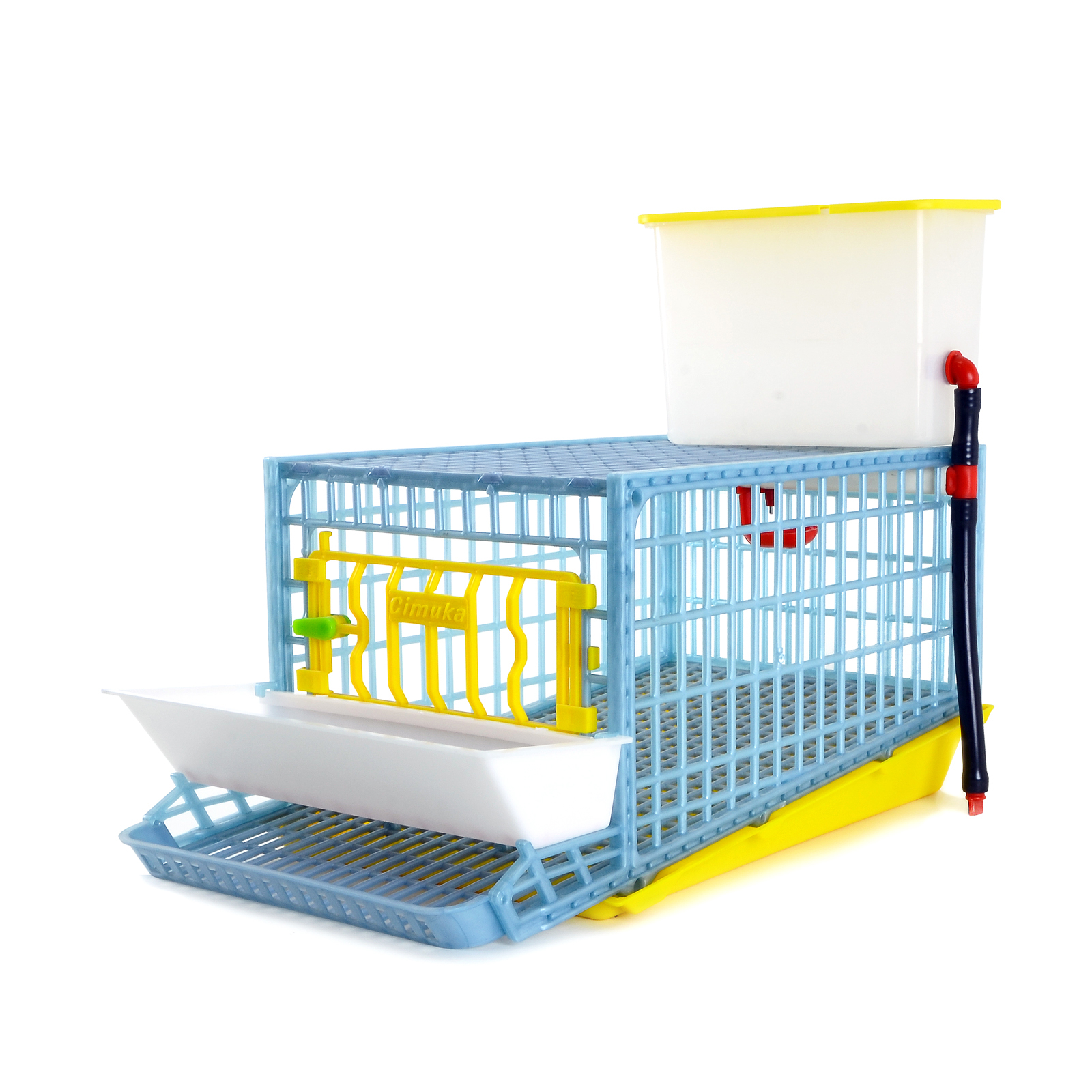 Quail Mini Cage for Egg - 1 Section